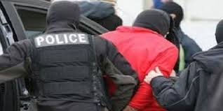 أمن الناظور يلقي القبض على *ابراهيم بوليزاريو* أخطر مجرم بالمنطقة