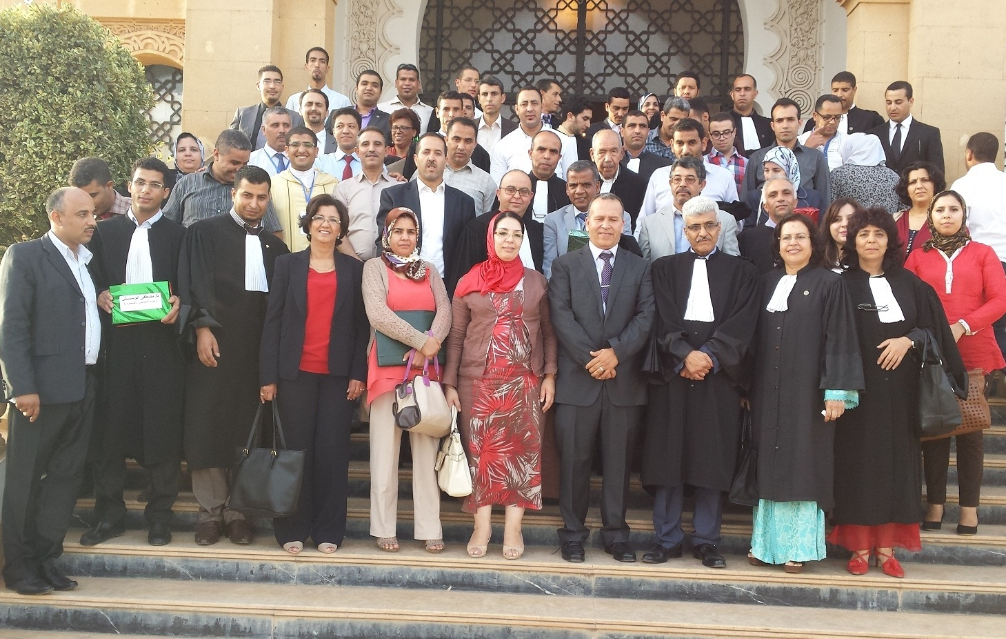 محاميات هيئة الجديدة يخلدن اليوم العالمي للمرأة