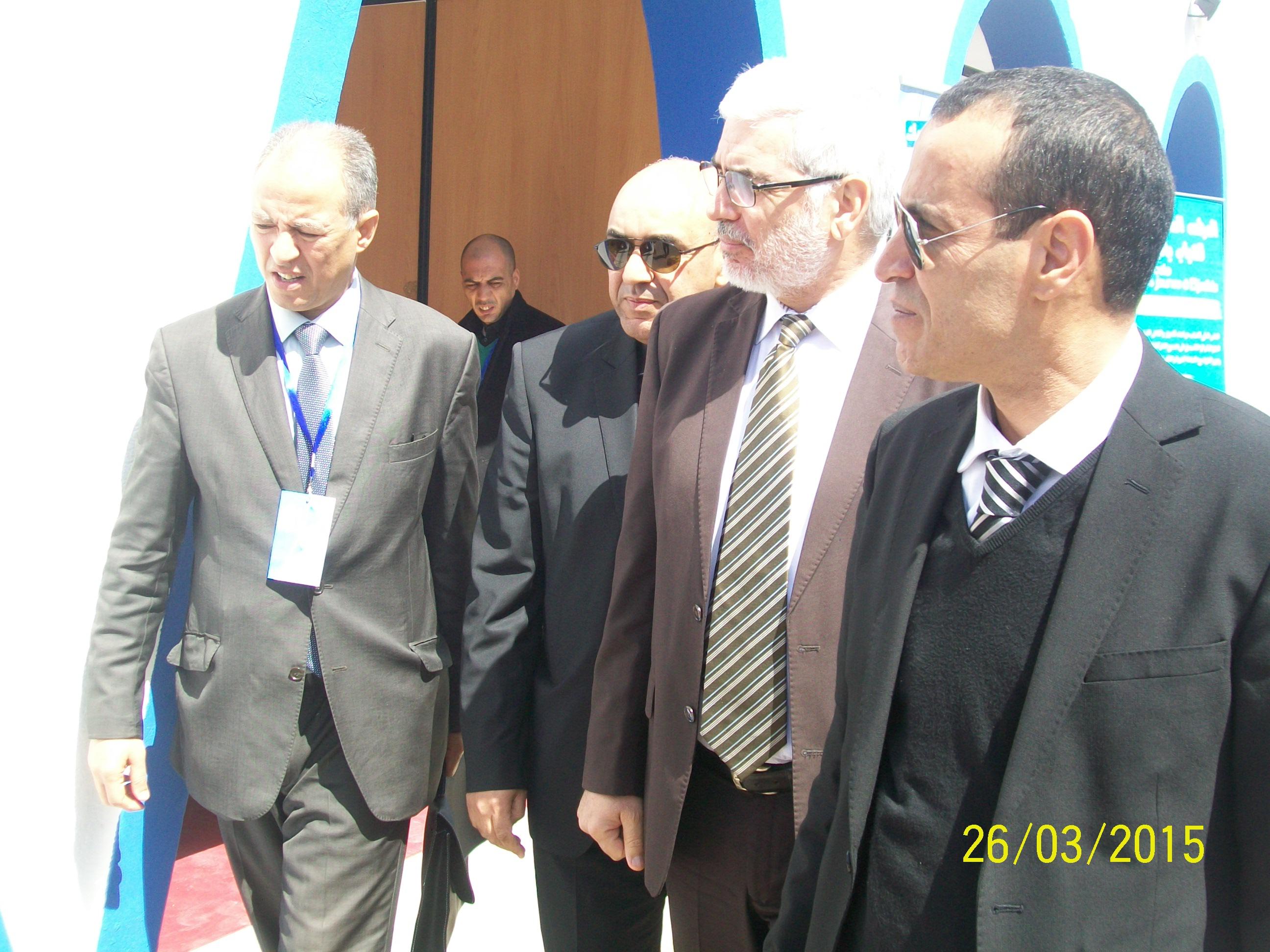 5eme forum ENCG- entreprise  A ELJADIDA