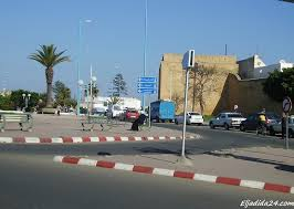 مدينة ازمور تتبرء من امثال قاتل سائق الطوبيس