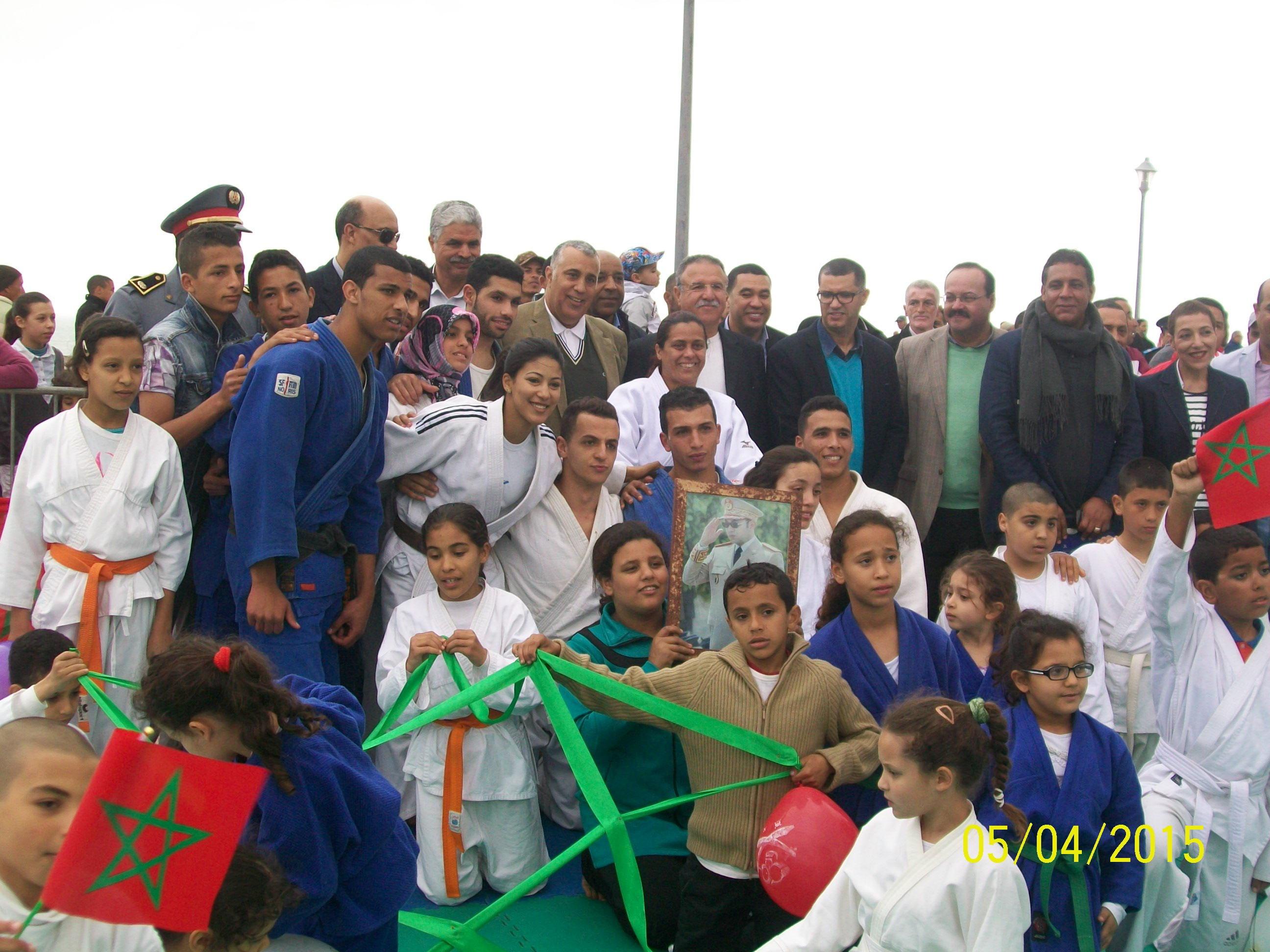 الجديدة :أنشطة رياضية مفتوحة بمناسبة اليوم العالمي للرياضة ( صور)