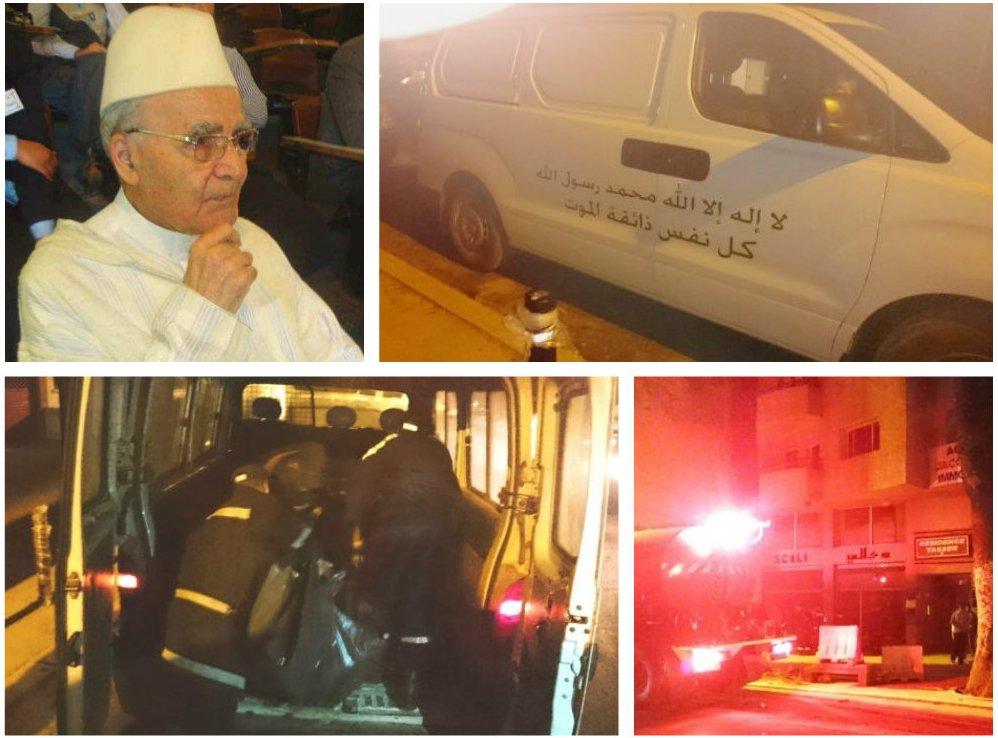 المجلس العلمي بالجديدة يجيز نقل جثت غير المسلمين في سيارة نقل أموات المسلمين