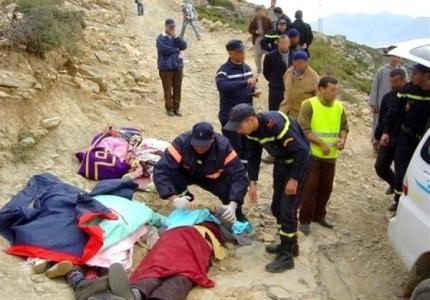 فاجعة شاطئ بوزنيقة تودي بحياة11 طفلا