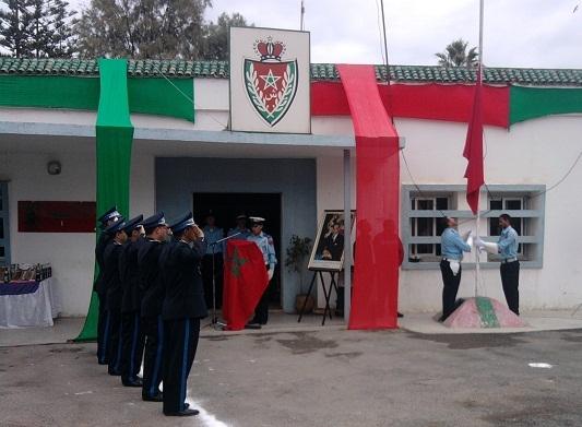 البيرالجديد:جهود رجال الأمن في توفير الأمن للأحياء الشعبية بالمدينة
