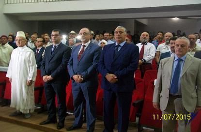 نيابة وزارة التربية الوطنية بالجديدة توزع الجوائز على المتفوقات و المتفوقين