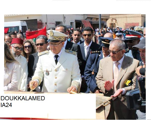 سيدي بنور: تدشين مشاريع تنموية ضمن الأنشطة العاملية بمناسبة عيد العرش