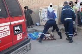 أزمور -عاجل :جريمة قتل ضابط شرطة معزول  بالشارع العام من طرف خليلته