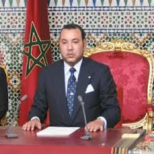 تهنئة بمناسبة الذكرى60 على استقلال المغرب مرفوعة الى جلالة الملك محمد السادس