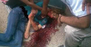 عاجل:جريمة قتل بمدينة آزمور