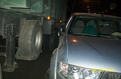 الجديدة :حادثة سير تربك حركة المرور بمدارة مدرسة الياس الخصوصية