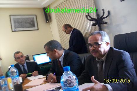 انتخاب السيد مصطفى الصافي رئيسا لجماعة الحوزية