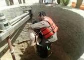 الحوزية :أربعيني يلقي بنفسه في قعر بئر مخلفا عائلة مكلومة