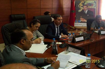 رئيس جامعة شعيب الدكالي يترأس افتتاح فعاليات الندوة العلمية الدولية رفقة عميد كلية اللآداب