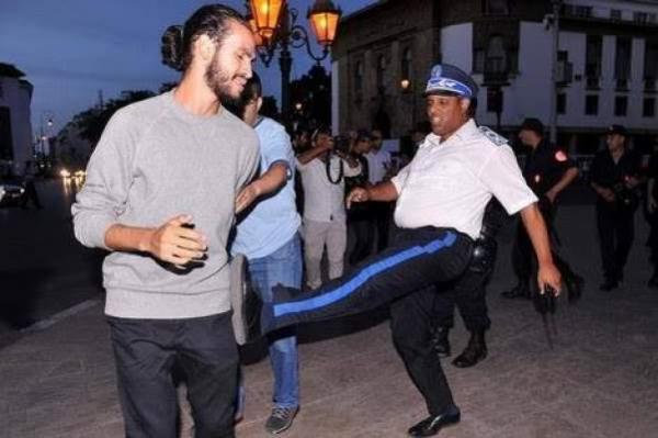 الحموشي يعفي عميد الشرطة (مول الركلة)