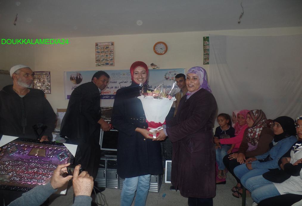 سيدي اسماعيل: م/م عبد الله بن الكامل تحتفي بنساء المنطقة بمناسبة اليوم العالمي للمرأة القروية