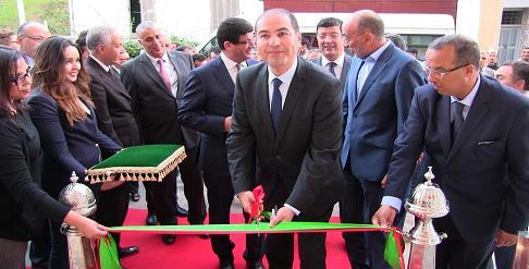 Le Wali de la Région Casablanca-Settat inaugure le nouveau centre de contacts ouvert par Intelcia à El Jadida avec 300 nouveaux emplois à la clé
