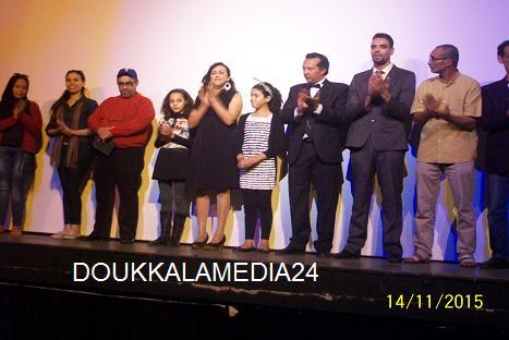 العرض الأول لفلم ريحانة لمخرجه الاعلامي و الفنان مصطفى بنوقاص