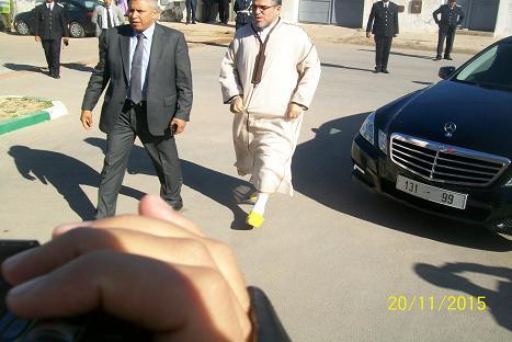 وزير العدل و الحريات يدشن القطب الجنحي بقصر العدالة بالجديدة