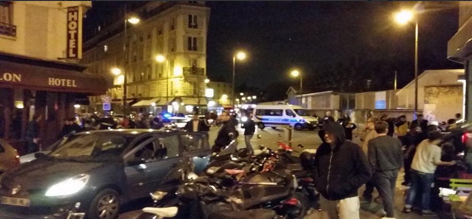باريس :سماع دوي انفجار قوي و اجلاء للرئيس من ملعب لكرة القدم