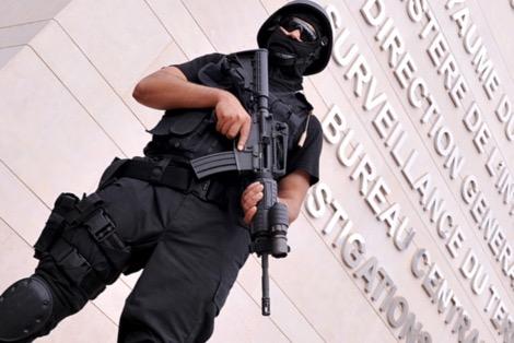 خلية ارهابية تنشط بهذه المناطق بين أيدي رجال المديرية العامة لمراقبة التراب الوطني