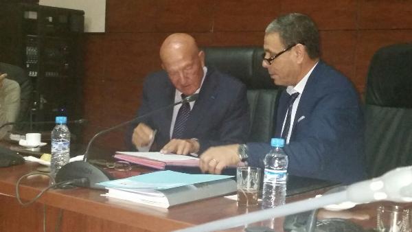 توقيع اتفاقية شراكة ما بين جامعة شعيب الدكالي بالجديدة و المرصد الوطني للفنون والحرف بفرنسا
