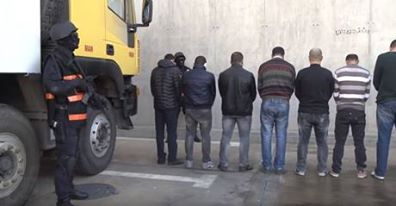 عقوبات سجنية في حق مافيا المخدرات الدولية بالجديدة