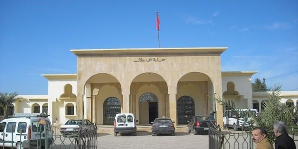القضاء الاداري الابتدائي ينصف معتصمي جماعة بني اهلال باقليم سيدي بنور