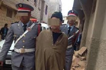 خميس متوح:القاء القبض على سيدة و رجل ينصبان على الراغبين في الالتحاق بسلك الشرطة
