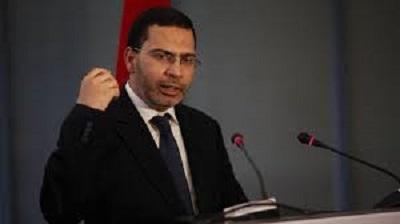 مصطفى الخلفي يحاضر بسيدي بنور رفقة فاعلين اقتصاديين و مقاولاتيين
