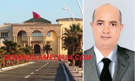 اخلال بين الوعود و التنفيذ يجبر سكان جماعة مولاي عبد الله على تنظيم و قفة احتجاجية أمام الجماعة