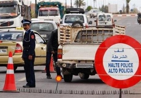 تغييرات تكتيكية في الحواجز الأمنية بمجموعة من المدن المغربية و هذه أسبابها