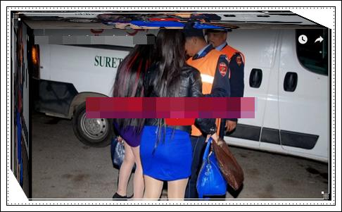 خطير:شرملة شرطية من طرف مخذرتين داخل مقر عملها