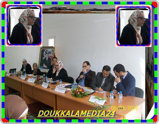 مقاولات جهة دكالة عبدة يحتفين بيومهن العالمي بنكهة مقاولاتية