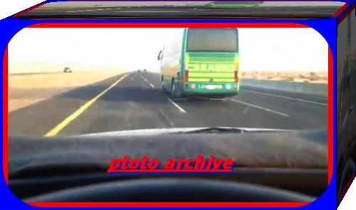 مواطن يبلغ عن حافلة تعدت السرعة القانونية ويتفاجأ من سرعة التجاوب بإيقاف الحافلة
