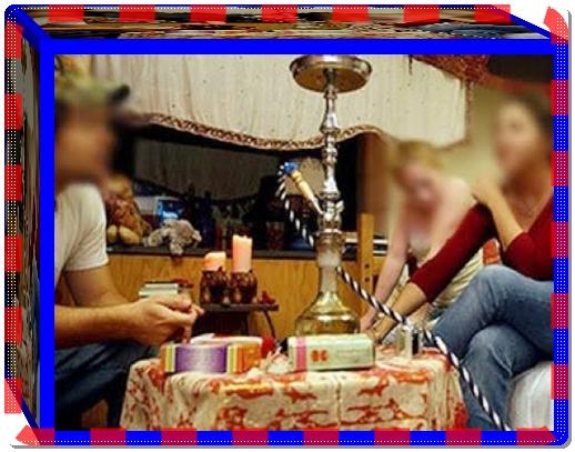 انتشار مقاهي الشيشة والرذيلة بسيدي بوزيد الجديدة