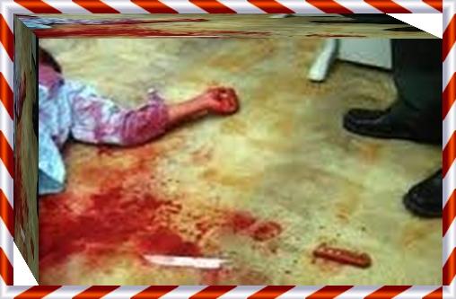 قتلها في عقر دارها حتى لا يؤدي متأخرات السومة الكرائية