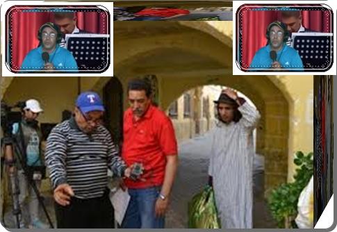 من وراء سرقة من نوع خاص لبيت الصحفي و الفنان مصطفى بنوقاص؟