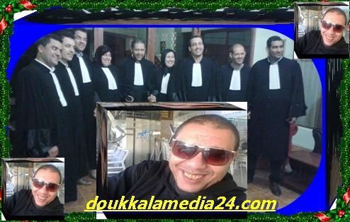 الاستاذ عبد الحميد صبري على رأس نادي المحامين الشباب بالجديدة