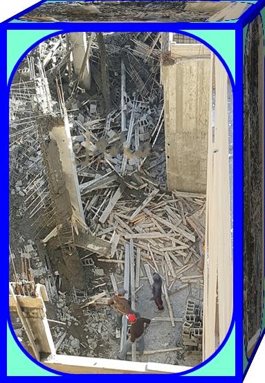 غياب المراقبة كان سببا في انهيار سقف عمارة بالجديدة