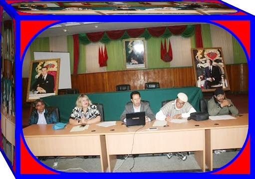 أعضاء جمعية الإعلام بإقليم الجديدة  يجددون الثقة في الزميل خليد اليوسي رئيسا