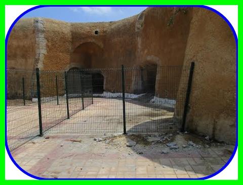 """الجديدة:(الشبري أبو القاسم) ساحة أحفير بالحي البرتغالي """"خط أحمر لهذه الأسباب"""""""