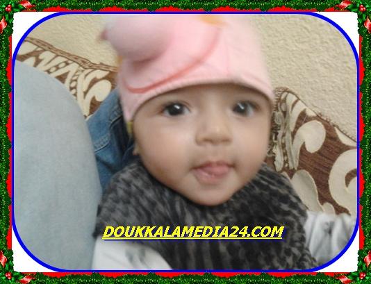 الرضيعة دعاء ذات السنة(1) و 4 أشهر تصرخ من تحت التراب لضمان حقوقها