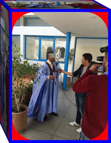 الصحفية وفاء الاتوبي عضو جمعية دعم تحرير الجزر الاماراتية المحتلة