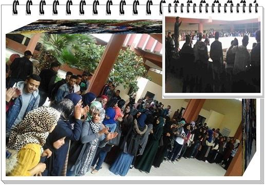 تقديم موعد امتحانات كلية الآداب يؤجج احتجاجات الطلبة