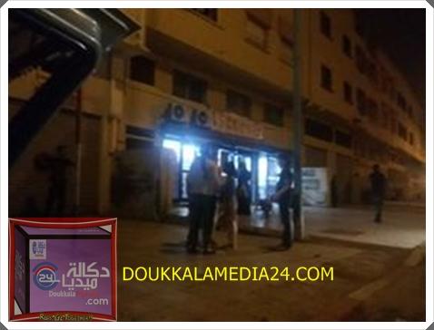 تعرض مركز تجاري بشارع العلويين بالجديدة لمحاولة سرقة مباشرة مع آذان المغرب