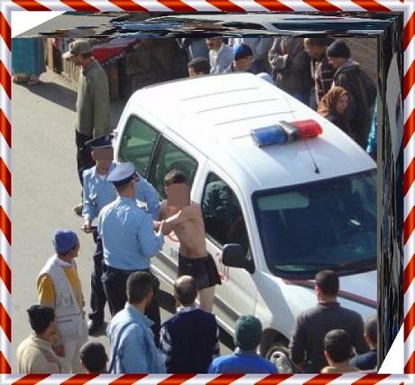 12 شخصا يهاجمون محلا تجاريا  و يقتلون صاحبه و يرسلون أخاه الى المستعجلات