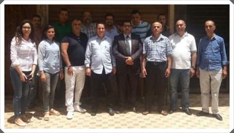 الأستاذ المحامي هشام الغازي رئيسا لفرع الهيئة المغربية لحماية المواطنة والمال العام بالجديدة
