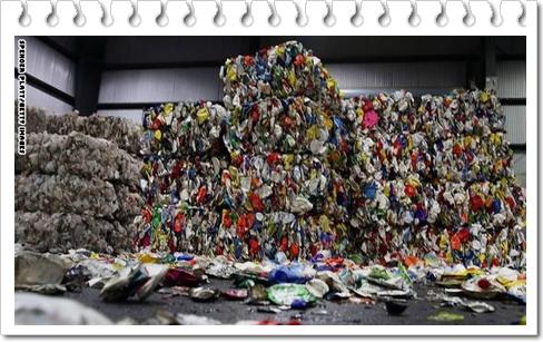 حول النفايات المستوردة من الخارج
