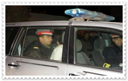 اعتقال اجودان و دركيان بورزازات ينصبون على المواطنين بطرق غريبة