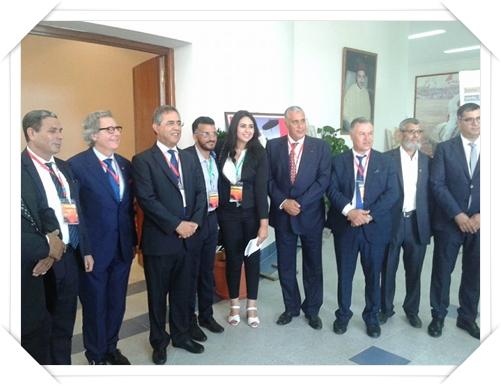 بالصور الافتتاح الرسمي للمؤتمر الافريقي 3 للتحولات المناخية